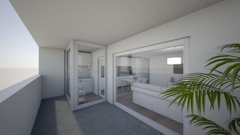 Alexia terraza - Modern - Dining room - by everybodyfeel