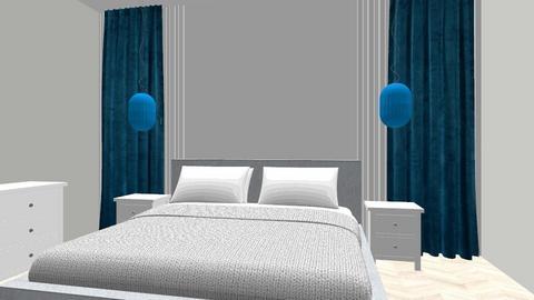 Dormitorul Nautic - Bedroom - by Vlad Silviu