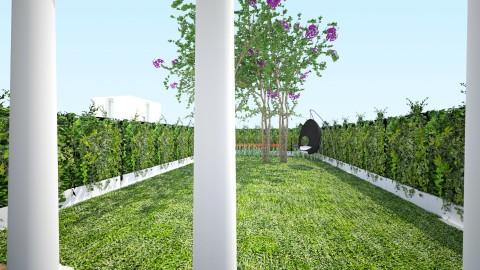 garden - Garden - by ilsejanssen