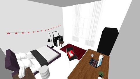 Bedroom 2 - Classic - Bedroom - by maia_c