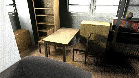 room - Minimal - by naomikwons