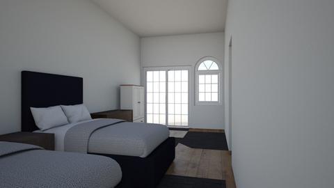 bedroom suite - Bedroom - by Zenalvarez