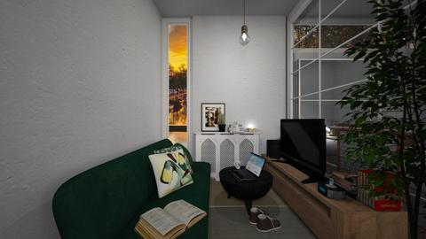 Casa236LivingArea - Eclectic - Living room - by nickynunes