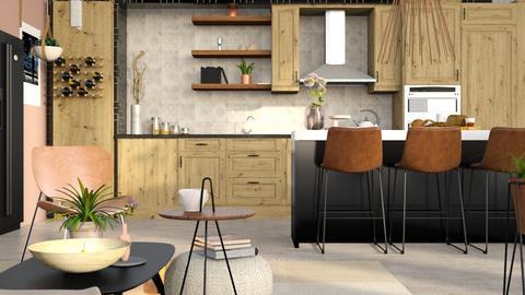 IP Artisan Kitchen new1 - Living room - by Gwenda van Maaren