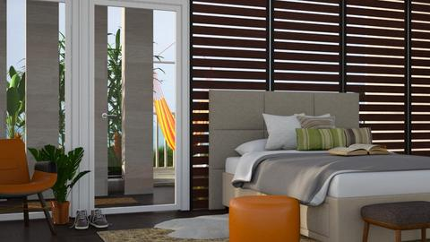 Breezy Sands - Modern - Bedroom - by millerfam