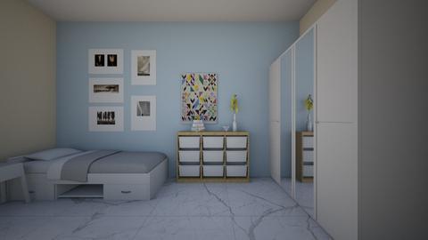 My room - by ffenia