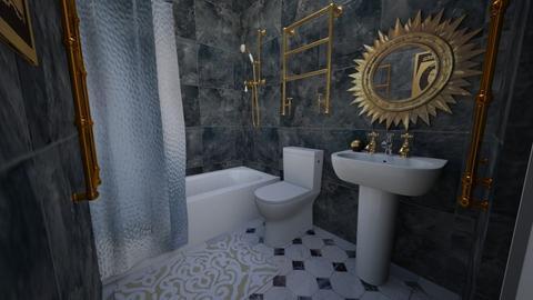 Floor 1 Bathroom - Vintage - Bathroom - by deswalk