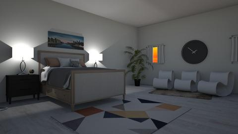 Lucy_Benson_4A - Bedroom - by SCMS FACS
