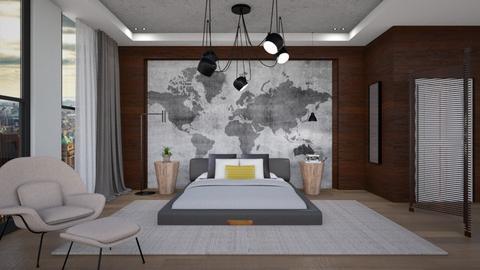 Template room - Bedroom - by JennieT8623