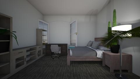 lojainelmallah - Bedroom - by lojainelmallah