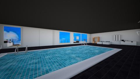 swimming pool 2 - by jefn_2004