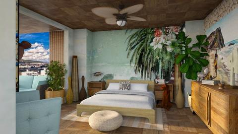 surf - Bedroom - by yulamalina