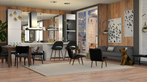 City Penthouse - by millerfam