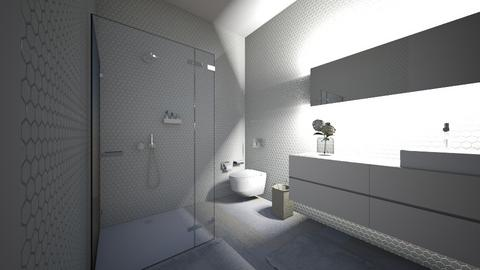 Home - Bathroom - by AndressaLino
