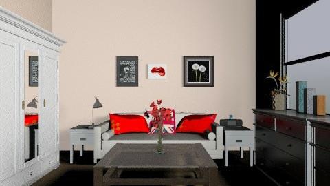 myroom - Living room - by lovegirl1782