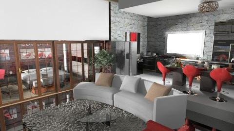 Little Apartment - Modern - by Teddyyy