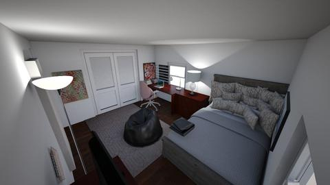 room to the new apt - Bedroom - by diorrnicholson812