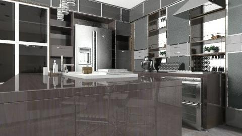 Bo Concept2 - Modern - Kitchen - by Bibiche