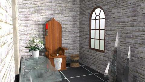 SONY HOME BATHROOM iii - Bathroom - by SAW95