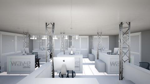 1 - Office - by Ropertz Raumdesign