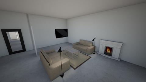 Whg 5 - Living room - by claudelaude