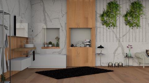 Simplicity - by gabyurbina