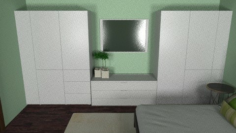 GETAWAY  - Modern - Bedroom - by jasperhale