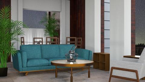 Starry - Modern - Living room - by millerfam