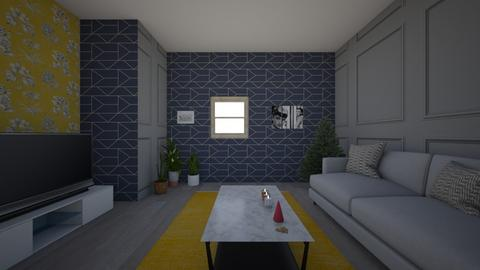 natalies living room - Living room - by Natalie Cameron