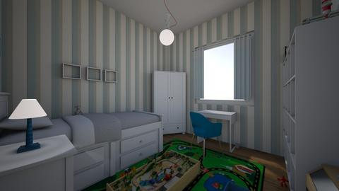 kid room - Kids room - by catarina1