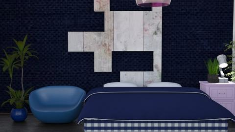 Wood art 2 - Modern - Bedroom - by augustmoon