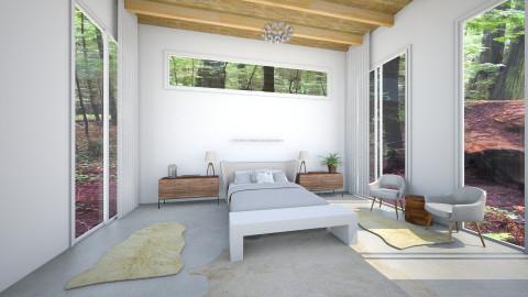 modern bedroom 3 - Minimal - Bedroom - by Ali Ruth