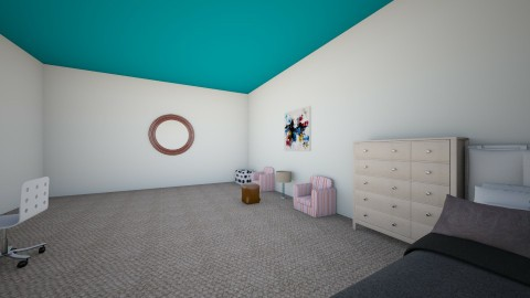 house - Classic - Kids room - by 201274