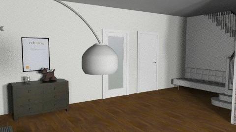 living 4 - Modern - Living room - by lucian_serpi