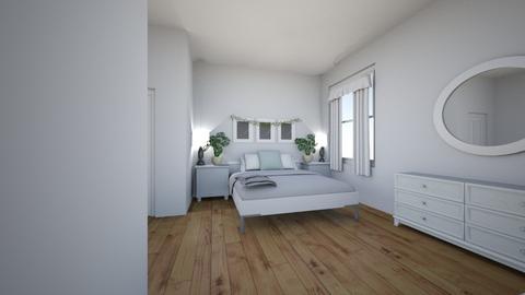 master bedroom  - Bedroom - by Emma_Rosenberg