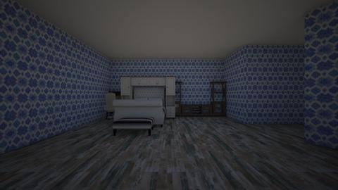 Forensic Room - Bedroom - by kfoulk1198