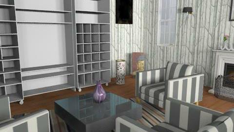 456 - Minimal - Living room - by magicadimitrova