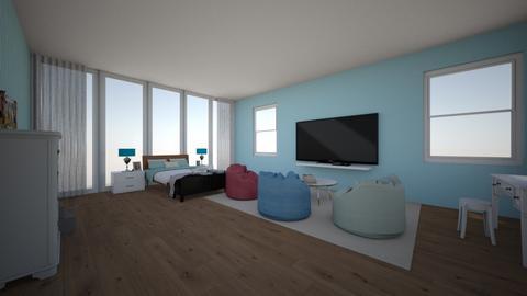 ARTISAN FLOORING template - Bedroom - by Mcgabby101