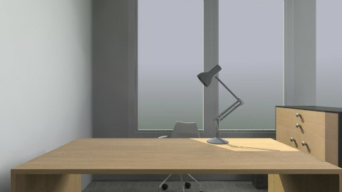 zmn - Minimal - Office - by zawmyonaing