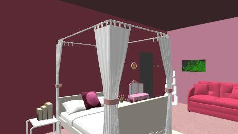 princess - Feminine - Bedroom - by clo_bug12