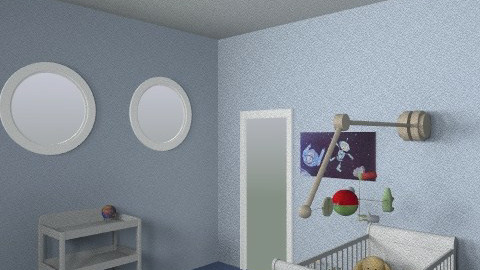 babies room - Kids room - by clo_bug12