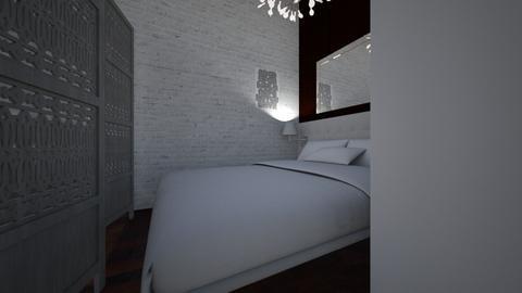 MONOLOCALE1 - Bedroom - by ELVI