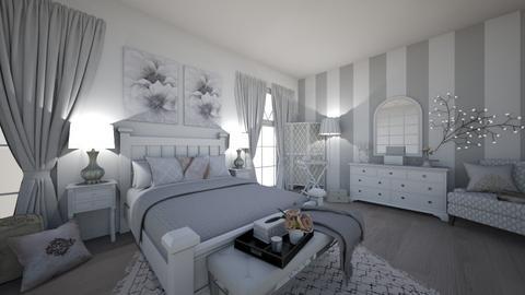 Rustic Bedroom - Bedroom - by Julie_Mortier