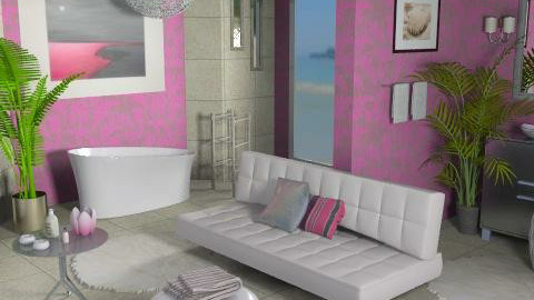 Bath to Beautiful - Eclectic - Bathroom - by channing4