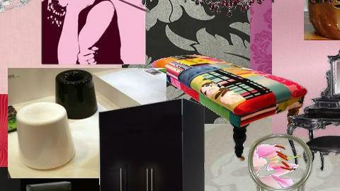 workshop - Glamour - Office - by Valentina Balafa