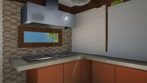 A Kitchen F - by saniya123