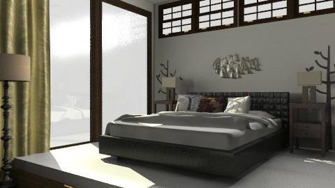 Boho Bedroom - Bedroom - by smw0196
