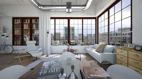 Yeah - Minimal - Living room - by Yaiqyn