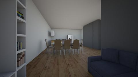 duplex - Living room - by bright side of life