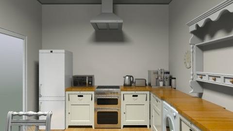Kitchen 2 - Minimal - Kitchen - by emiliabeth